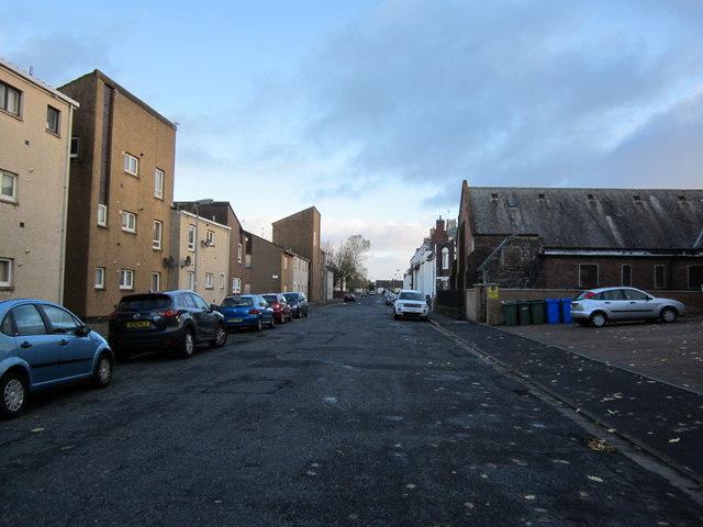 Elba Street, Ayr