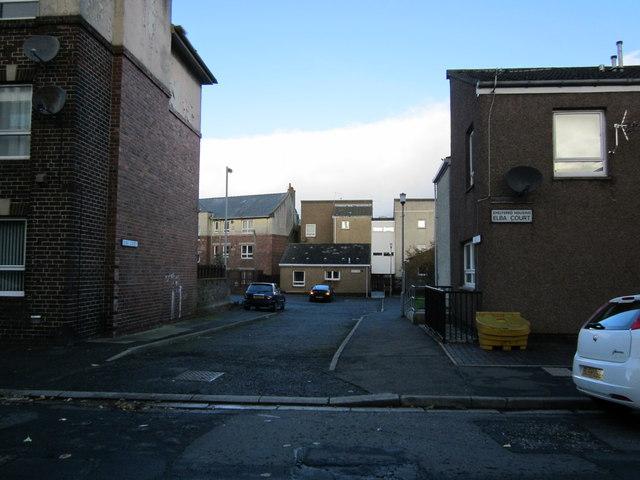 Elba Court, Ayr