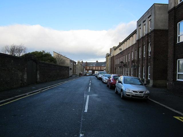 Content Street, Ayr