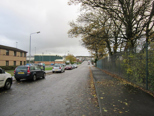 Glenmuir Place, Whitletts