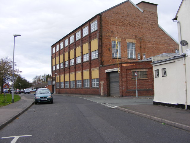 Bilston Warehouse