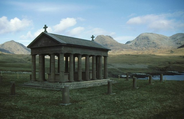Bullough Mausoleum at Harris