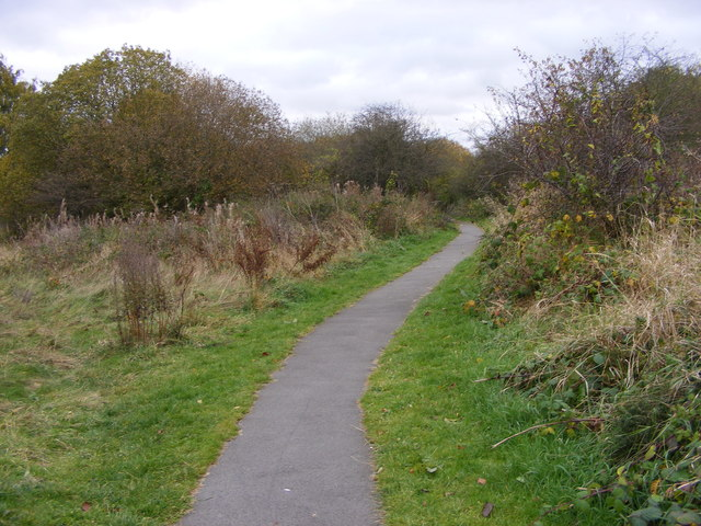 Hilton Brook Footpath