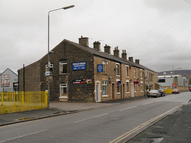 Toll Bar House, Woolley Bridge Road