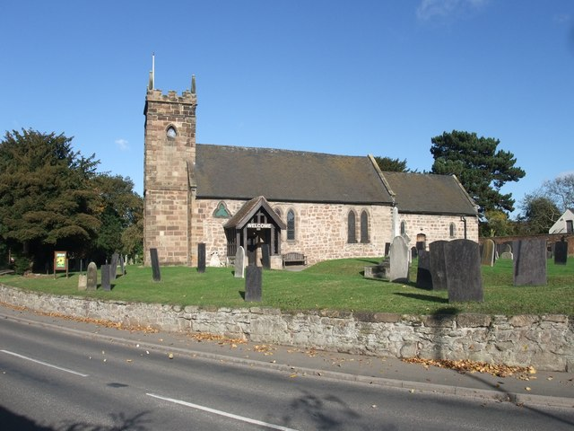 Church of St Michael, Willington