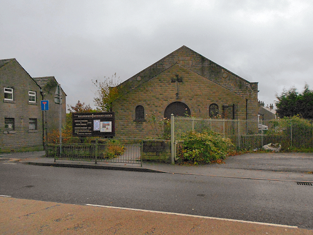 Hollingworth Methodist Church