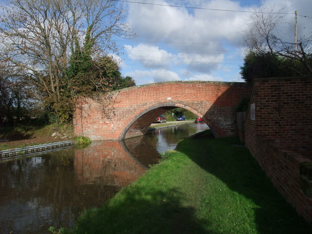 'High Bridge' (bridge 26) on the Trent and Mersey Canal