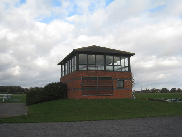 The Commentary Box, Lincolnshire Showground