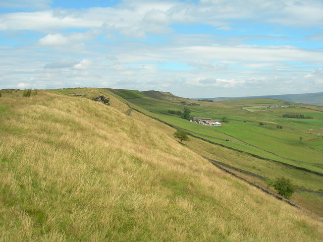 Cown Edge Rocks (south section)