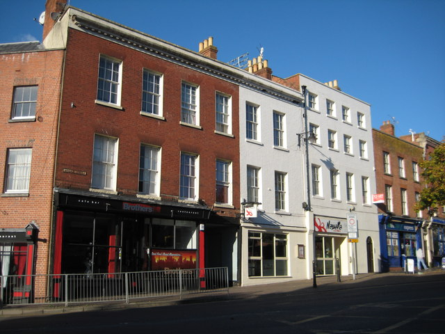 Businesses on Broad Street