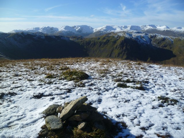 Summit Cairn, The Nab