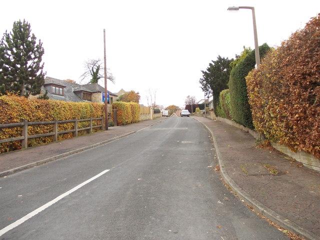 Cawcliffe Road - Bracken Road