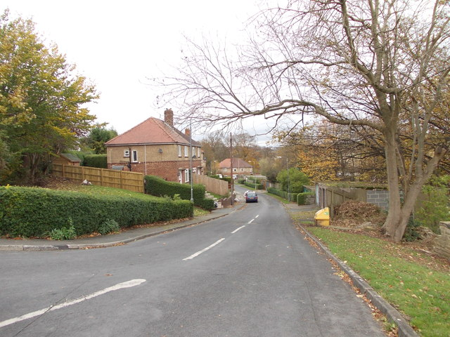Oak Royd Drive - Bracken Road