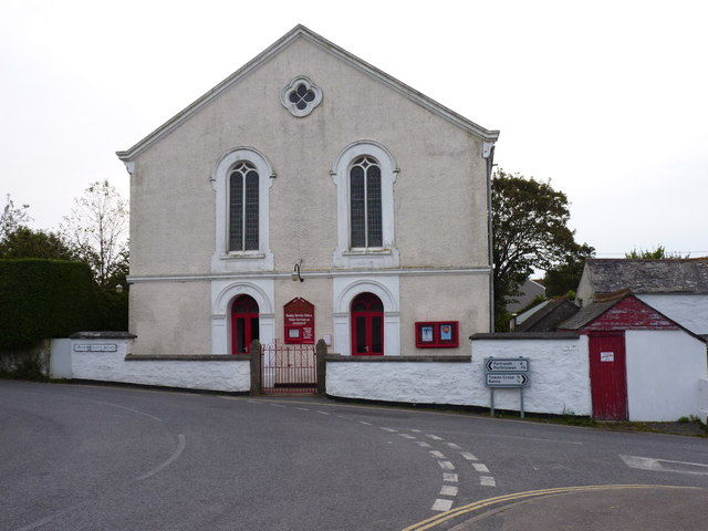 Mount Hawke Methodist Church