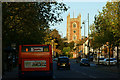 TL1407 : St.Peter's Street, St.Albans by Peter Trimming