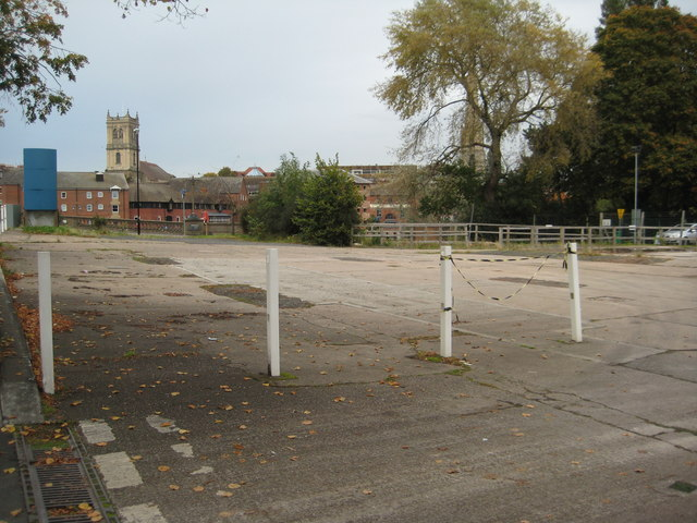 Redevelopment site