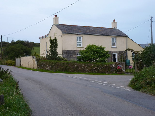 Bridge Farm near Skinner's Bottom