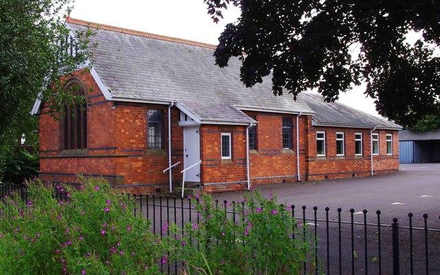 Gospel Ash Methodist Church (2), Gospel Ash Road, Gospel Ash