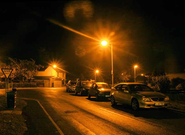 Sproatley Night Scene