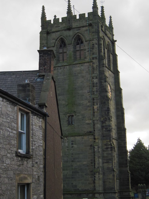 Holy Trinity Church Tower