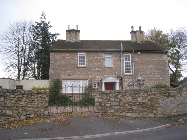 The Old Vicarage, Arksey