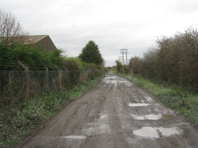 Ings Road, Bentley