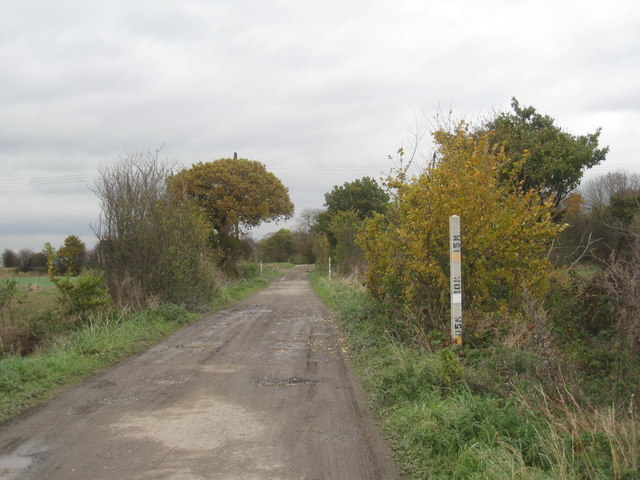 Ings Road, Bentley Ings