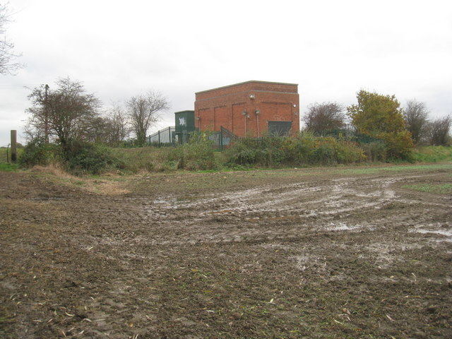Pumping station, Bentley Ings