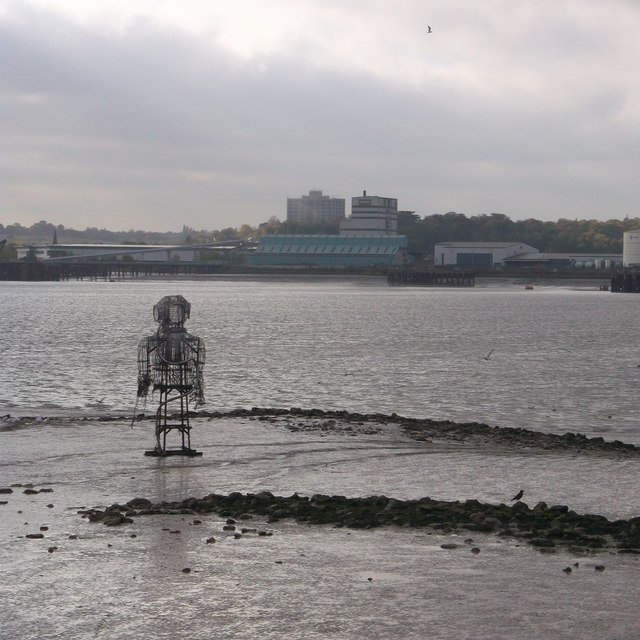 Sculpture in the Thames