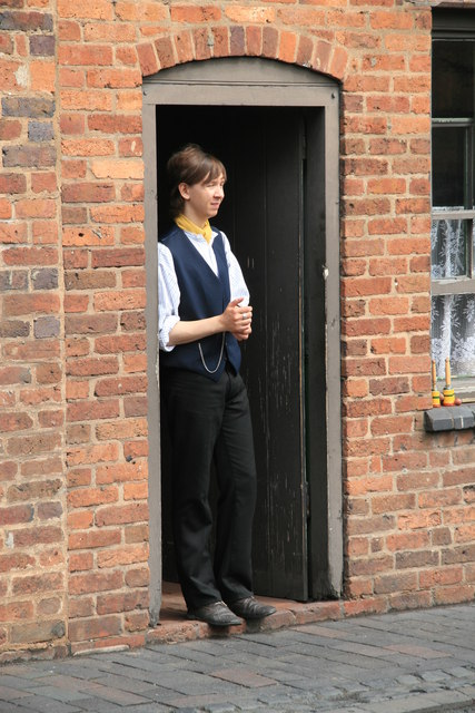 Black Country Living Museum - volunteer