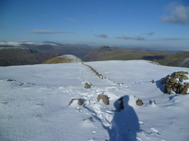 Descending Stony Cove Pike