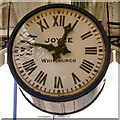 SJ9598 : Stalybridge Station Clock by David Dixon
