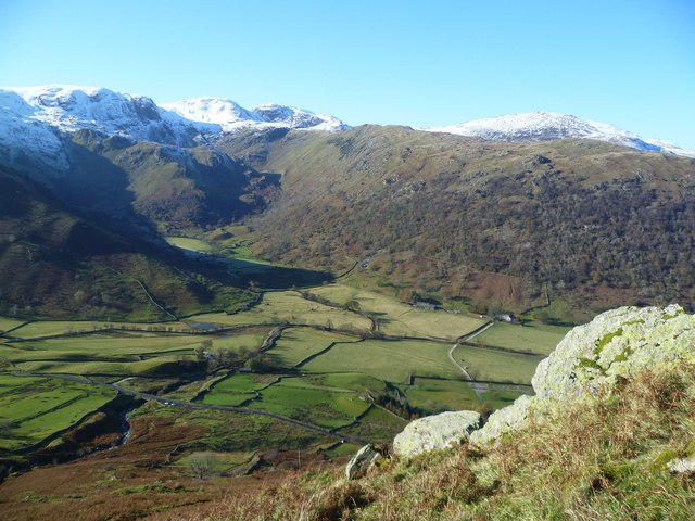 Descending Hartsop Dodd
