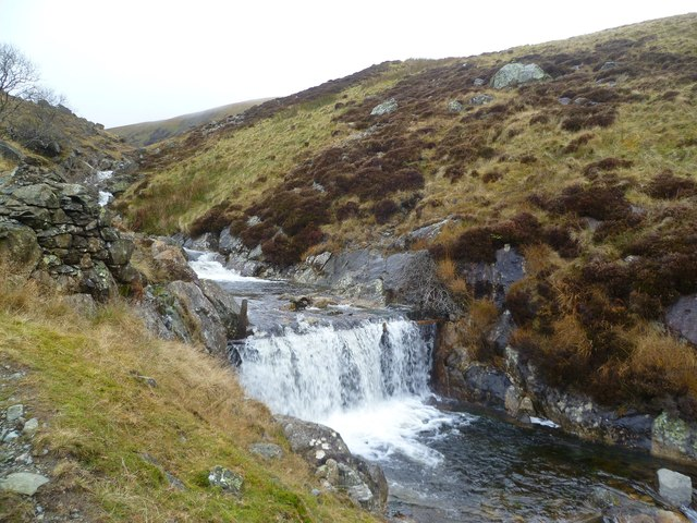 Weir on Swart Beck