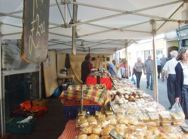 Keswick Market Stall