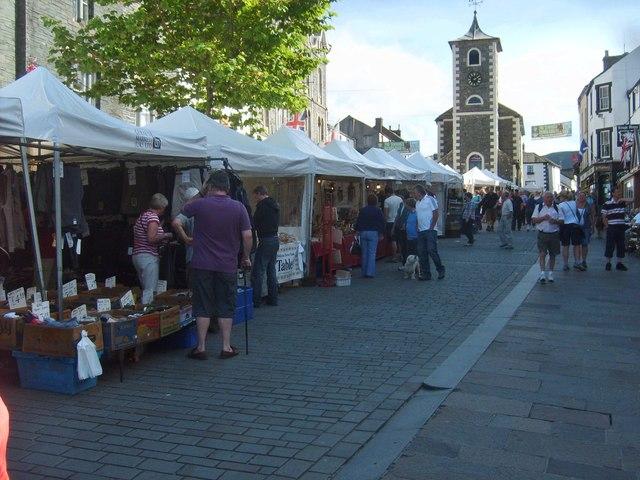 Keswick Market Day