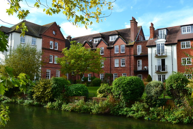 Riverside apartments, Salisbury
