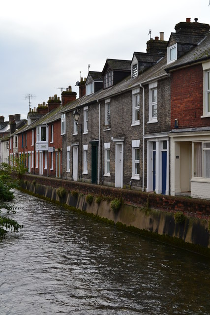 Houses in Water Lane