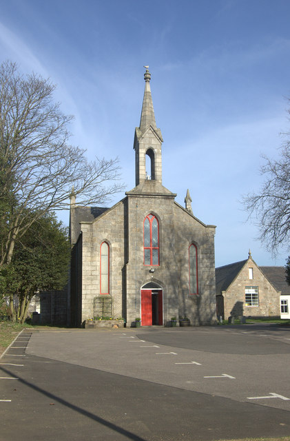St Mary's Scottish Episcopal Church