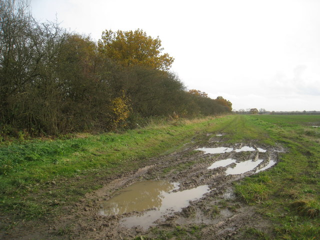 Bridleway to the Pyewipe Inn