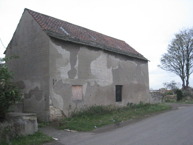 Outbuilding, Stockbridge Farm