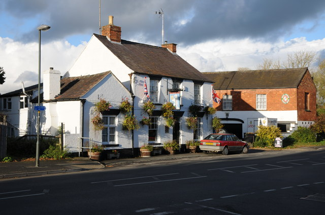 The White Bear, Tewkesbury