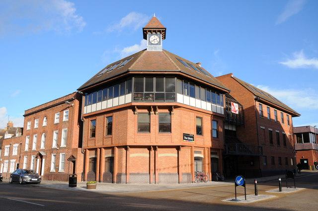 Tewkesbury Library