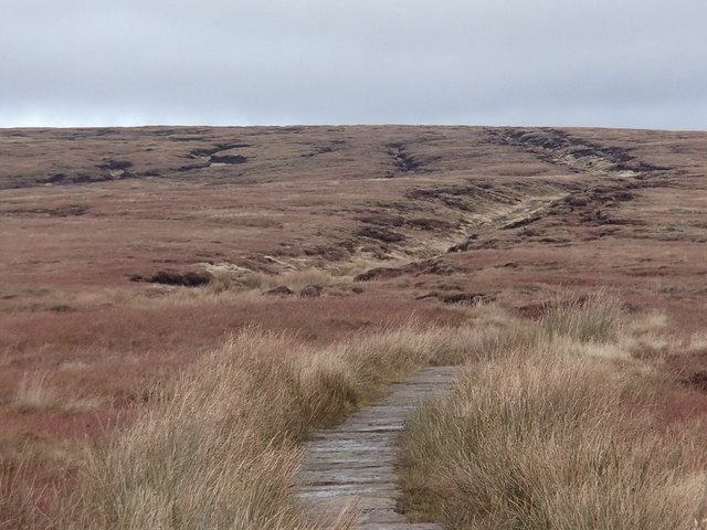 Pennine Way and Devil's Dike