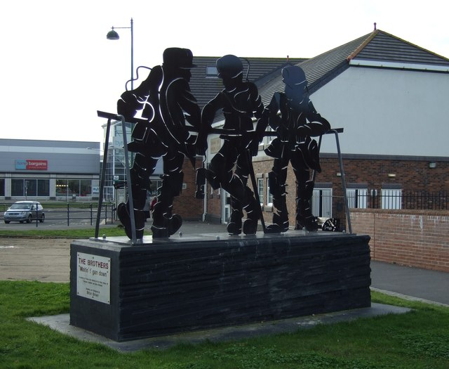 The Brothers (Mining Memorial)