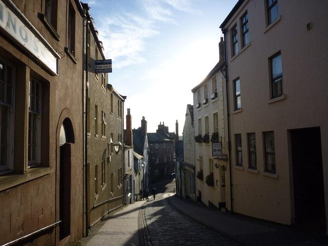 Berwick Townscape : West Street