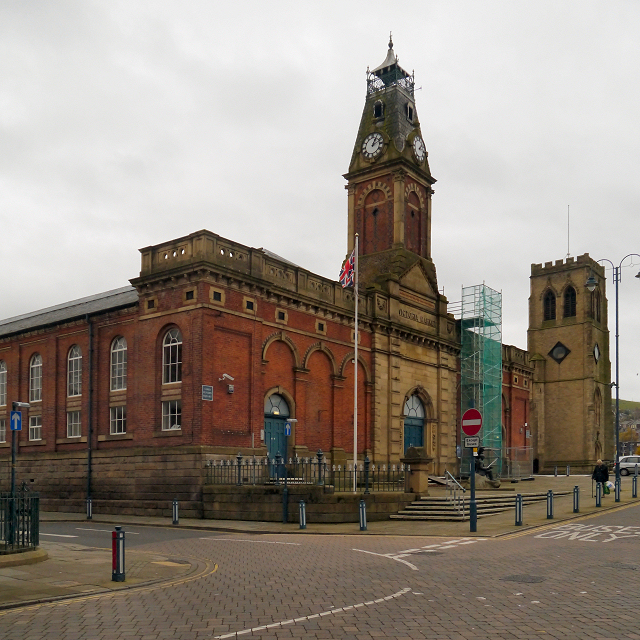 Stalybridge, Victoria Market
