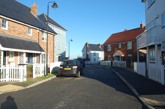 Houses on Whitesands Drive