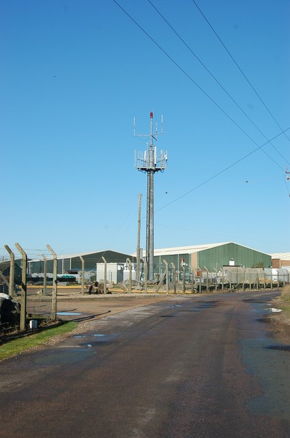 Communications Mast, Dengemarsh Road