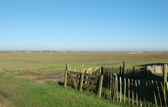 Farmland off Dengemarsh Road